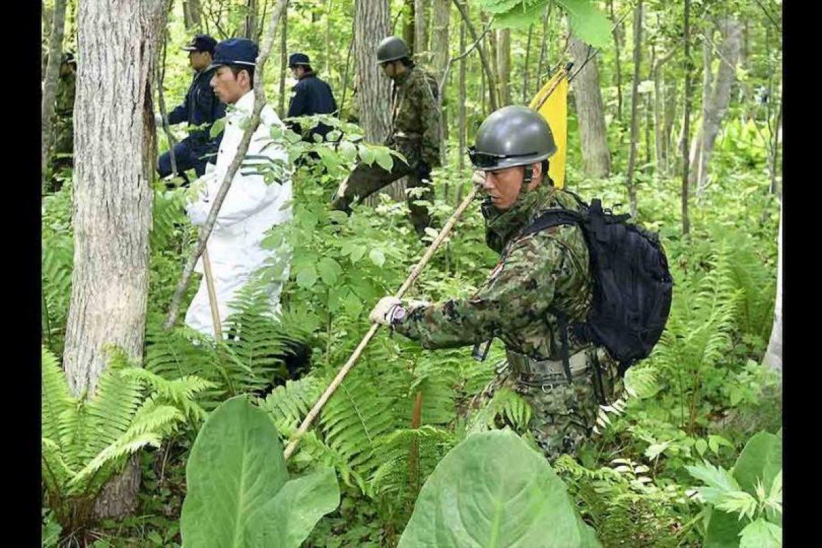 Yamato Tanooka, de siete años de edad, desapareció la semana pasada en un bosque de Japón. Foto:AP. Imagen Por: