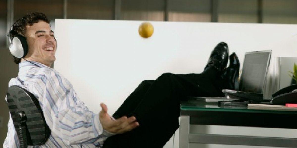 Encuesta: buen ambiente laboral es la principal clave para ser feliz en el trabajo