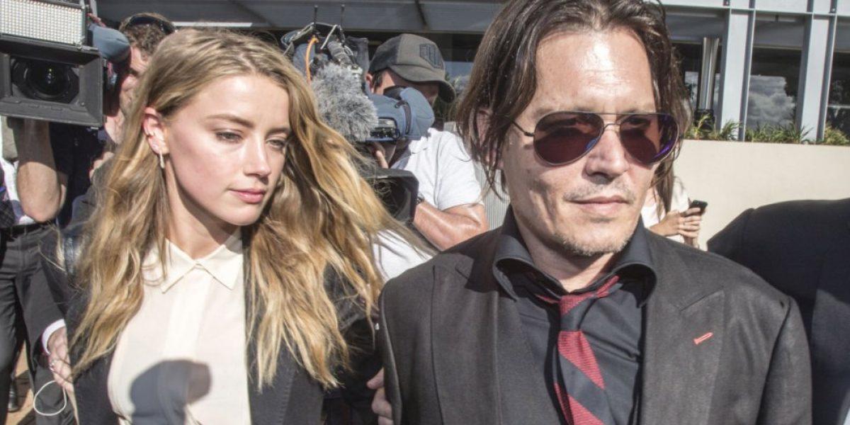 Fotos: Johnny Depp ahora fue visto con sospechosa rubia