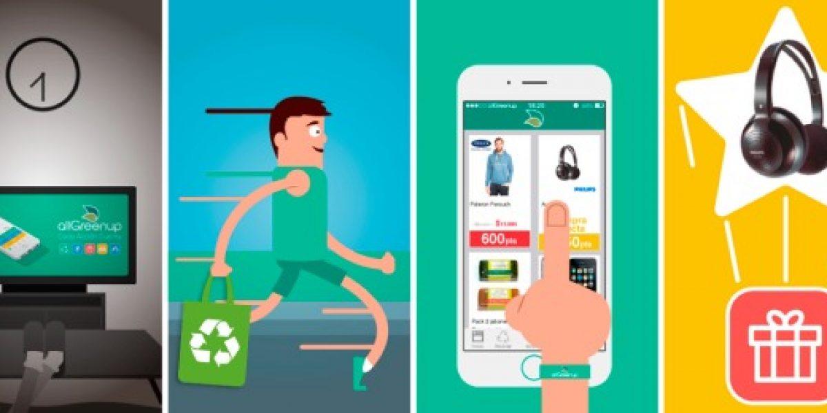 Esta aplicación te premia con descuentos en alojamientos sustentables