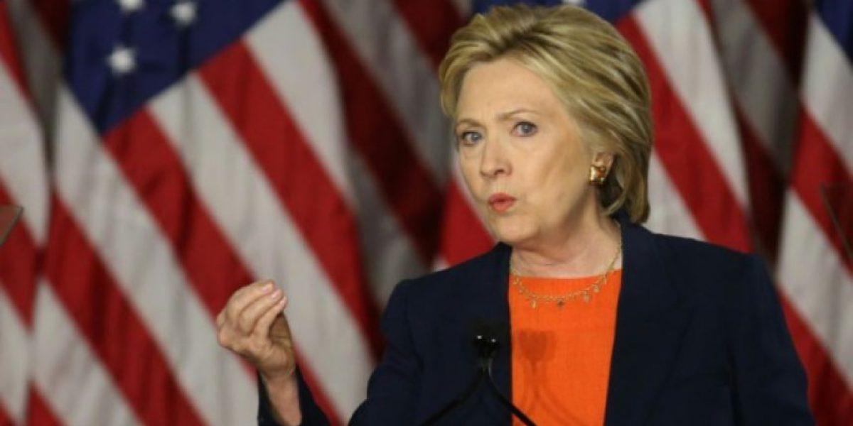 Clinton advierte que el