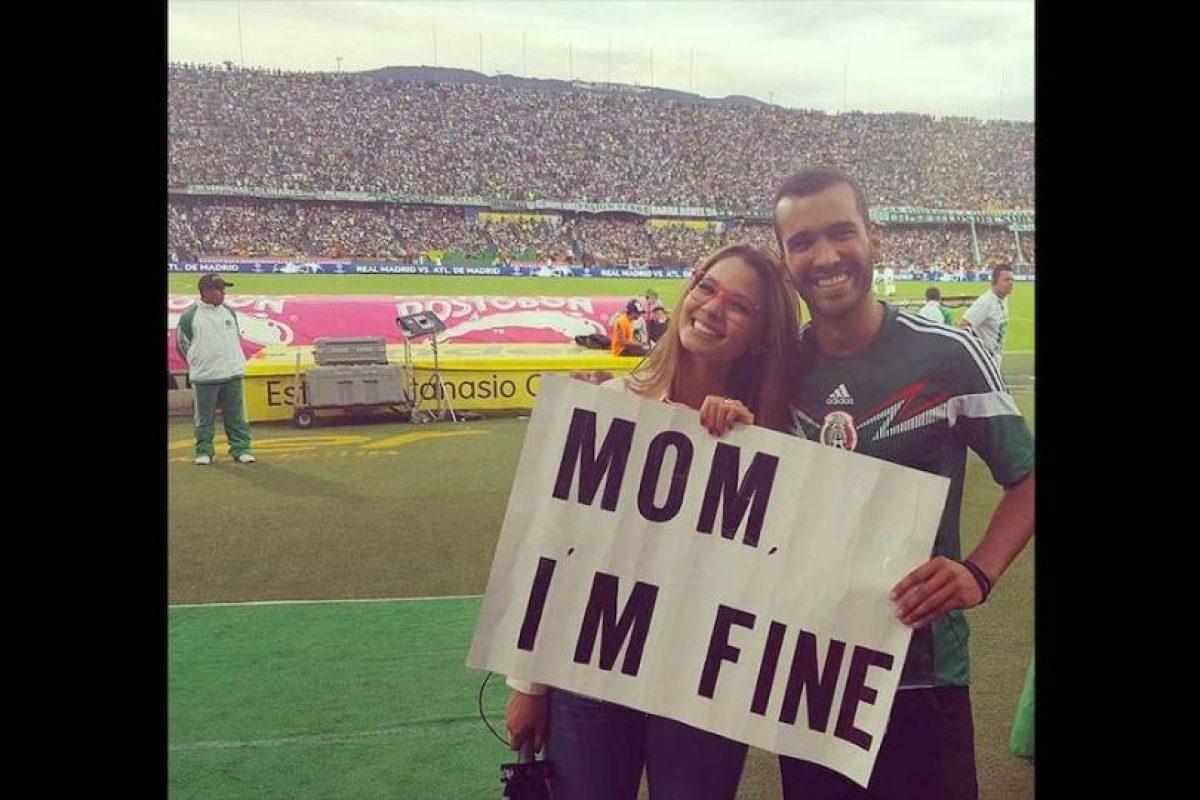 "Donde abrió su cuenta ""Momimfine"". Foto:Instagram Momimfine. Imagen Por:"