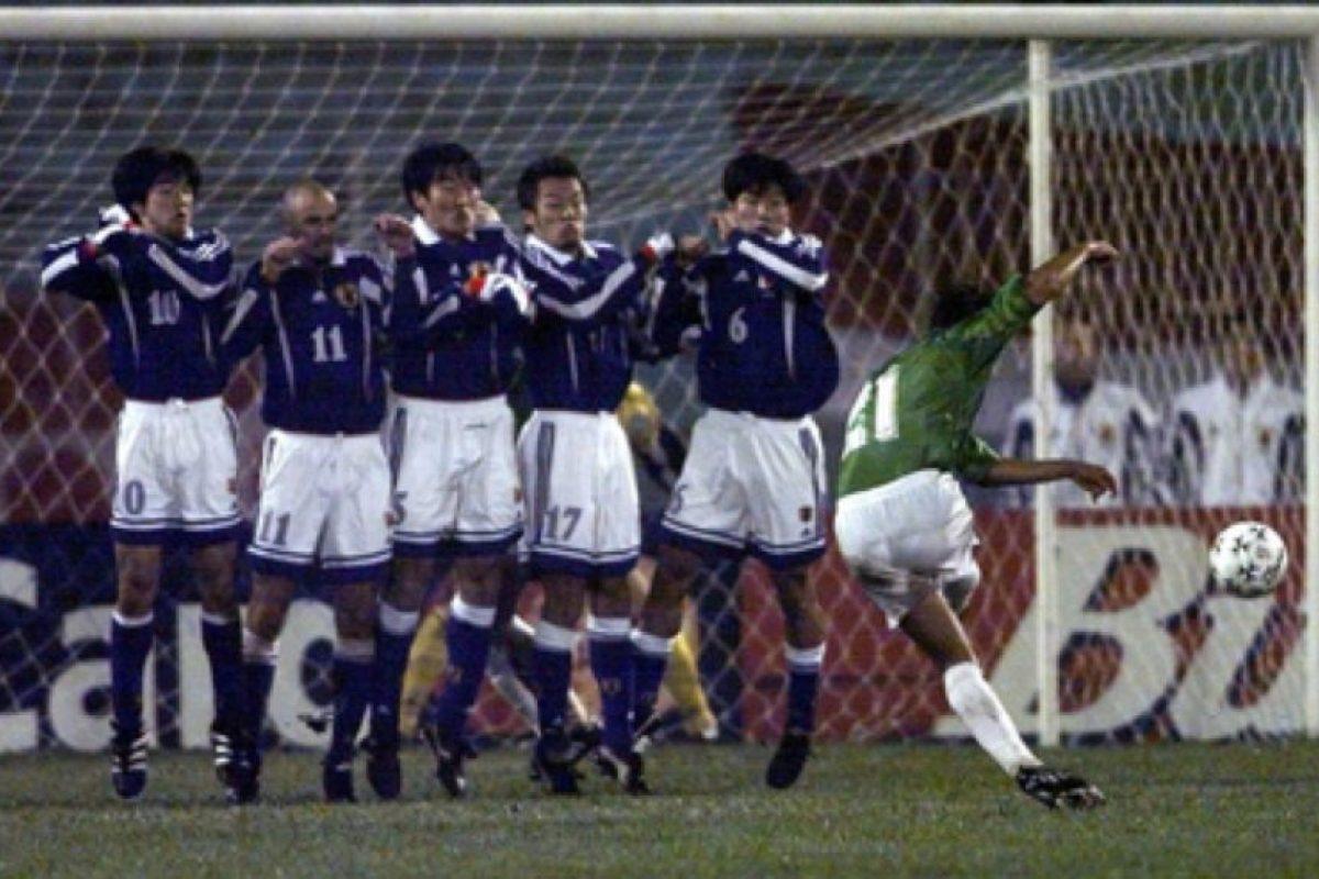 La Selección de Japón participó en la Copa America de Paraguay 1999 Foto:Getty Images. Imagen Por: