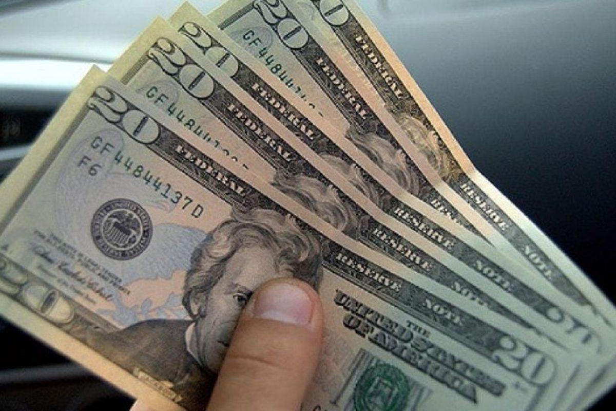 Las nominaciones son de $1, $2, $5, $10, $20 , $50 y $100 dólares. Foto:Flickr.com. Imagen Por: