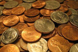 Las denominaciones son de .1, .5, .10, .25 y .50 centavos. Foto:pixabay.com. Imagen Por: