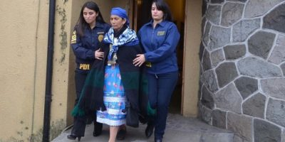 Caso Luchsinger: machi Linconao queda nuevamente con prisión preventiva