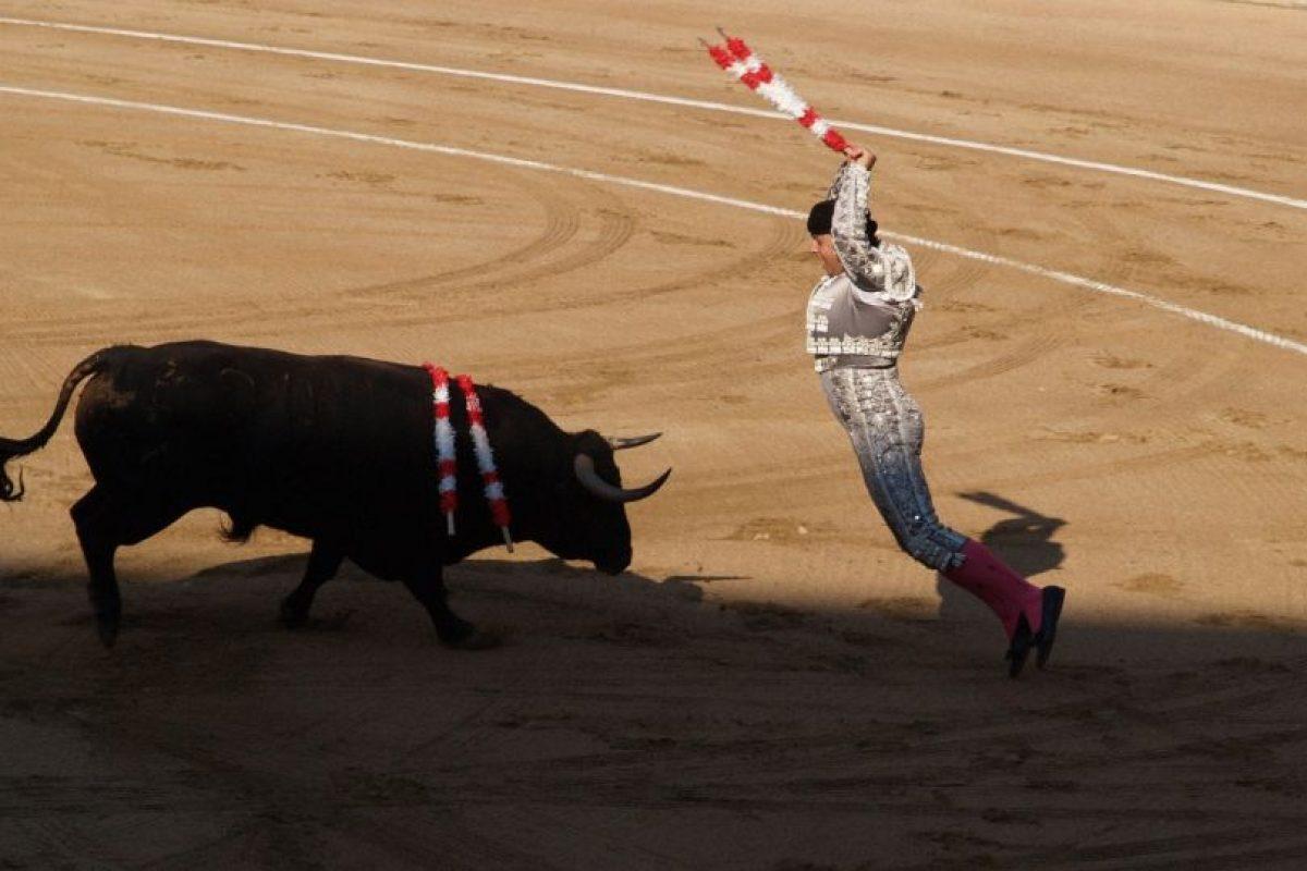 """Tras la muerte de uno de sus más grandes toreros, Rodolfo Rodríguez """"El Pana"""" Foto:PIXABAY. Imagen Por:"""