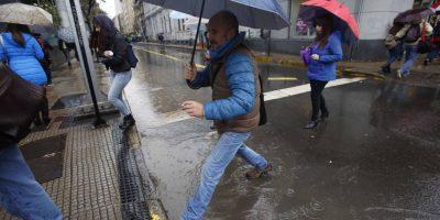Sistema frontal: lluvias se mantendrán en regiones de Atacama, Coquimbo y Valparaíso