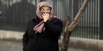 Anuncian temperaturas bajo cero en Santiago a partir de este lunes