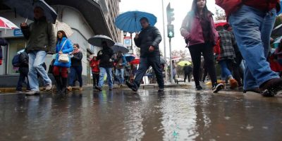 Onemi por sistema frontal: 455 personas quedan aisladas