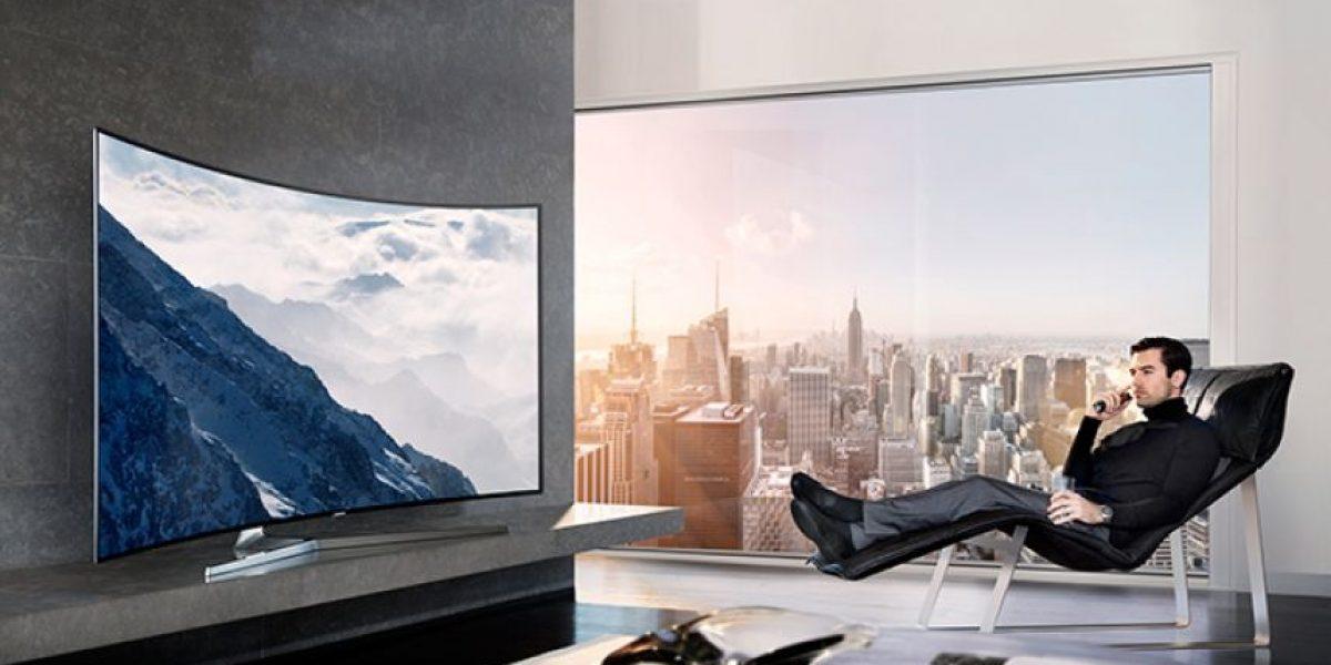 Experiencia 4k: Samsung lanzó en Chile los nuevos modelos de la línea SUHD TV