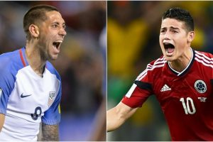 Estados Unidos vs. Colombia, partido inaugural de la Copa América Foto:Getty Images. Imagen Por: