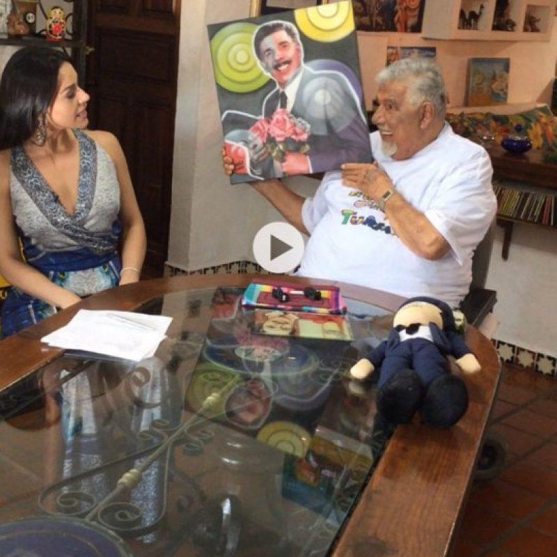 . Imagen Por: Vía twitter.com/jirafalesruben?