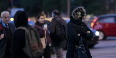 Dos personas en situación de calle mueren por el frío en Santiago