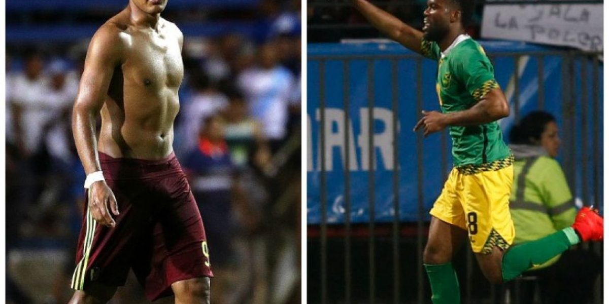 Copa América Centenario: En vivo Jamaica vs. Venezuela