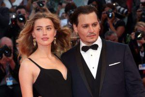 Amber solicitó el divorcio a Depp el 23 de mayo Foto:Getty Images. Imagen Por: