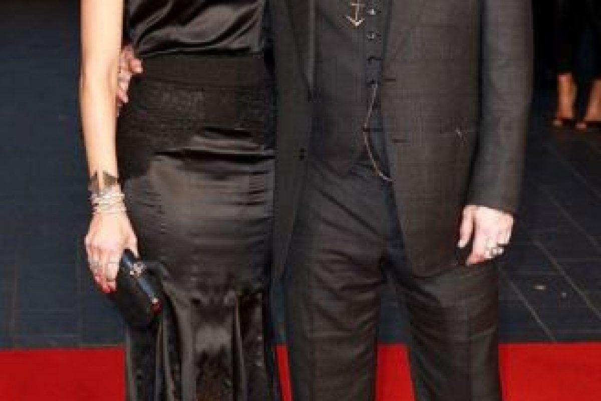 Así lucía la pareja antes de su divorcio Foto:Getty Images. Imagen Por: