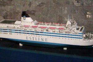 Estonia. Un ferry que el 27 de septiembre de 1994, se hundio junto la vida de más de 900 personas. Foto:Wikipedia.com. Imagen Por: