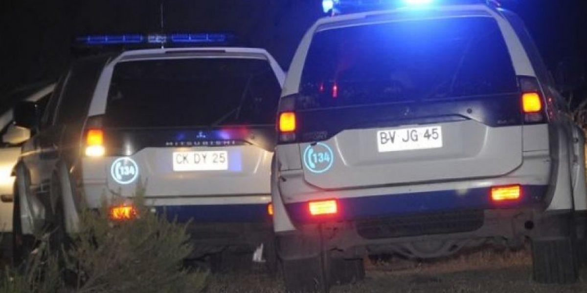 PDI investiga robo con violación que afectó a una menor de 15 años en La Serena