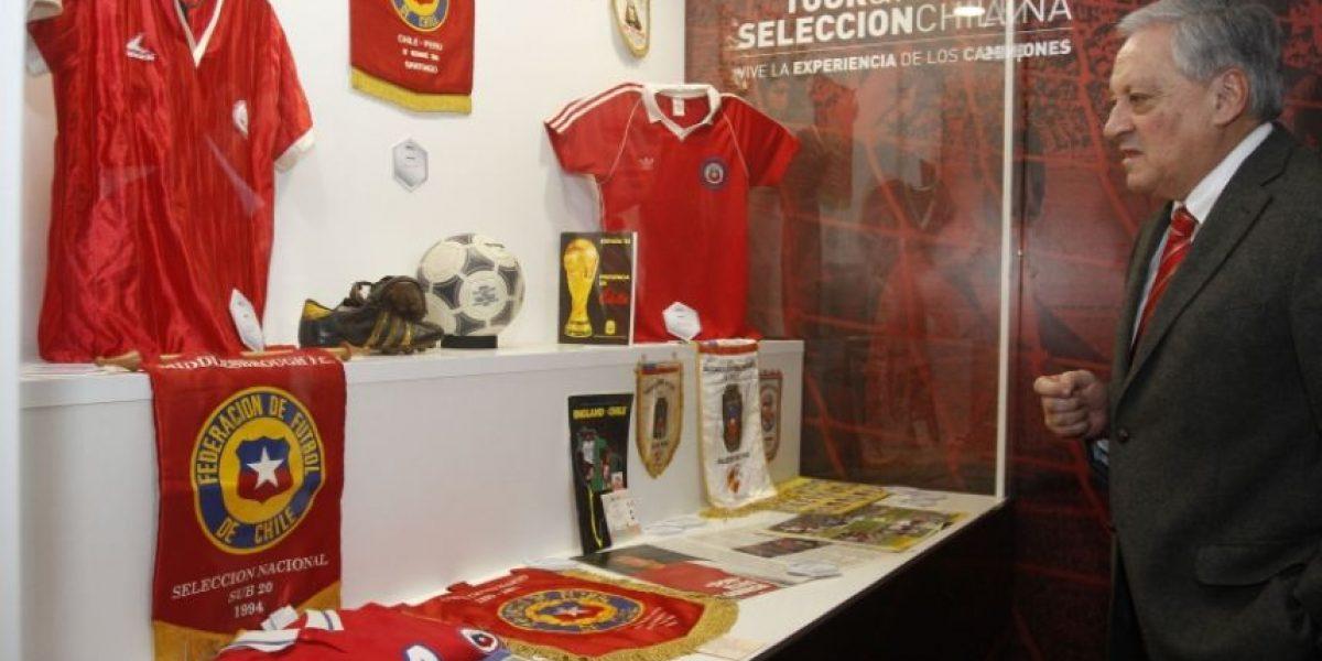 Estadio Nacional: desconocidos intentan robar en el museo de la Selección Chilena