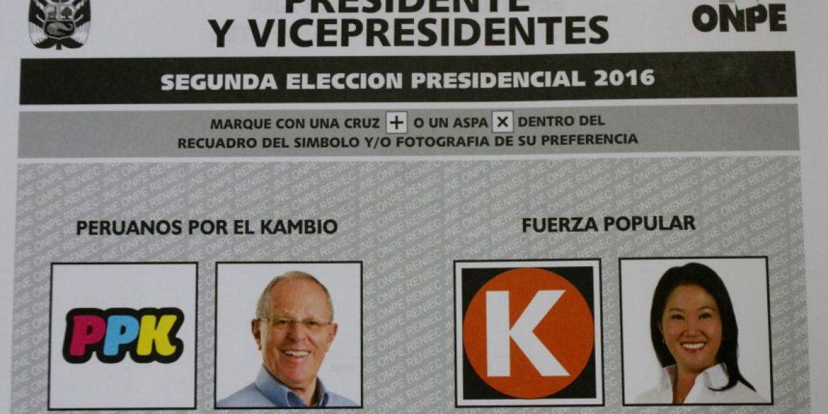 Masiva votación de peruanos en Chile por segunda vuelta presidencial