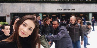 Hija de Paul Walker reaparece en un evento público