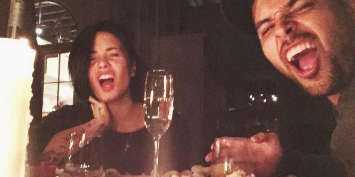 Demi Lovato reaparece tras anunciar fin de su relación con Wilmer Valderrama