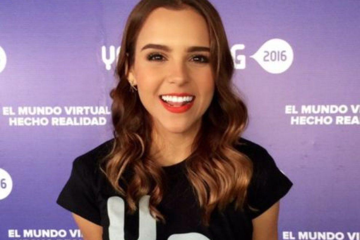 Nació en Cuernavaca, Morelos, México Foto:Vía Youtube/Yuya. Imagen Por: