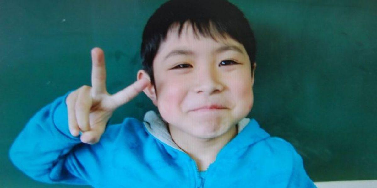 Niño nipón abandonado en el bosque recorrió 10 km y perdió dos kilos de peso