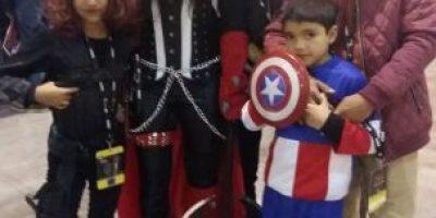 El nuevo round entre superhéroes y villanos en ComicCon Chile 2016