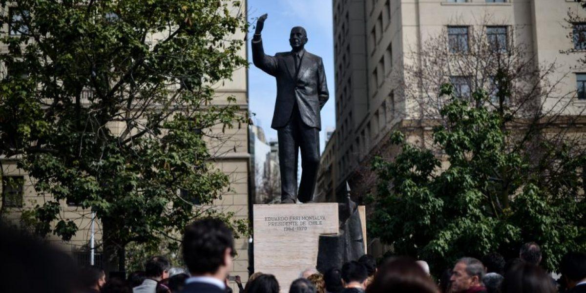 Este martes serán exhumados restos del ex Presidente Eduardo Frei Montalva