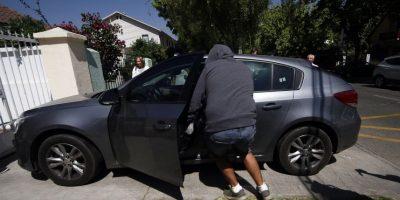 Investigan portonazo que afectó a dos mujeres en la comuna de San Miguel