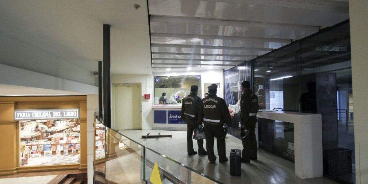 Gobierno evalúa que guardias de mall porten armas durante las noches