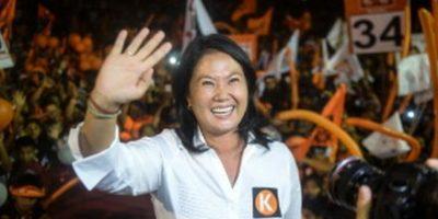 Keiko Fujimori se quedó sin el voto de su hermano Kenji en balotaje en Perú