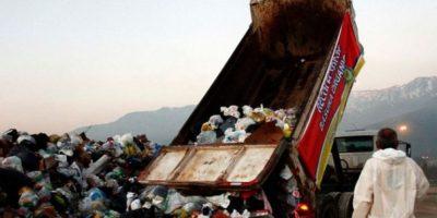 Chile produce 6,7 millones de toneladas de residuos domiciliarios por año