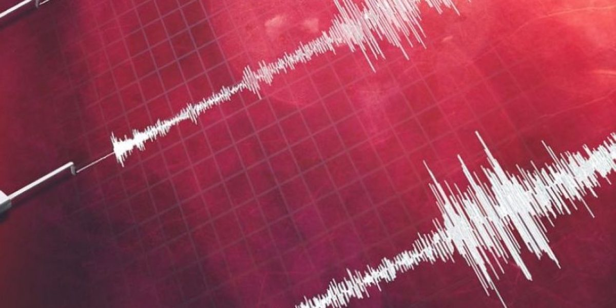 Sismos alertan a habitantes de la zona centro norte del país