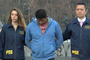 El detenido. Foto:Gentileza. Imagen Por: