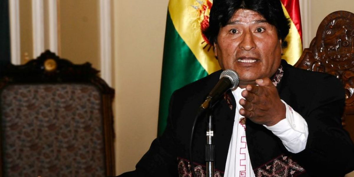 Senador boliviano: