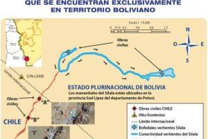 Foto:Reproducción ministerio de Defensa de Bolivia. Imagen Por: