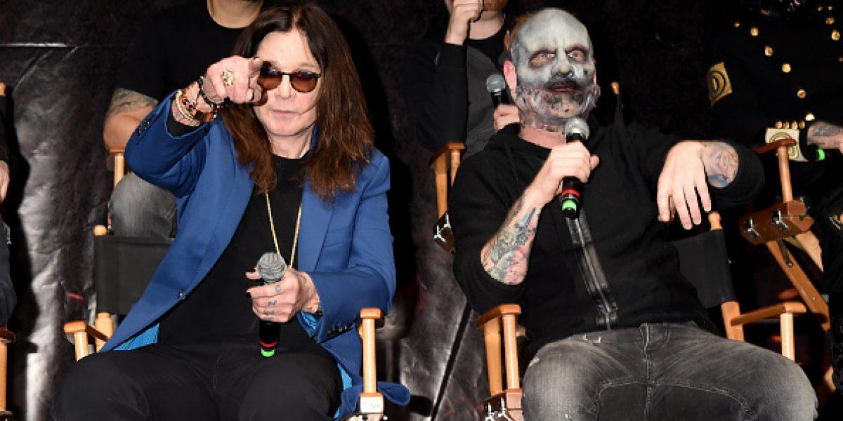Integrante de Slipknot se fracturó el cuello y no se dio cuenta