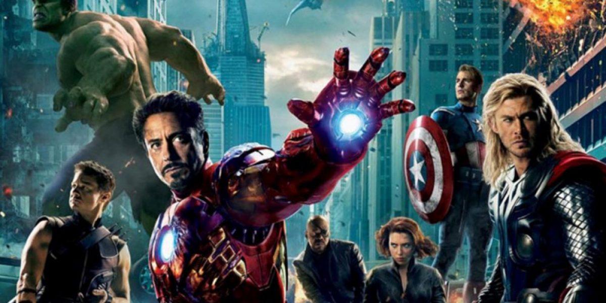 El antes y después de los superhéroes más populares