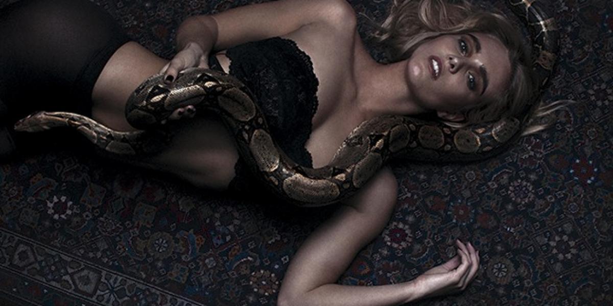 Kika Silva protagoniza sensual sesión de fotos para revista