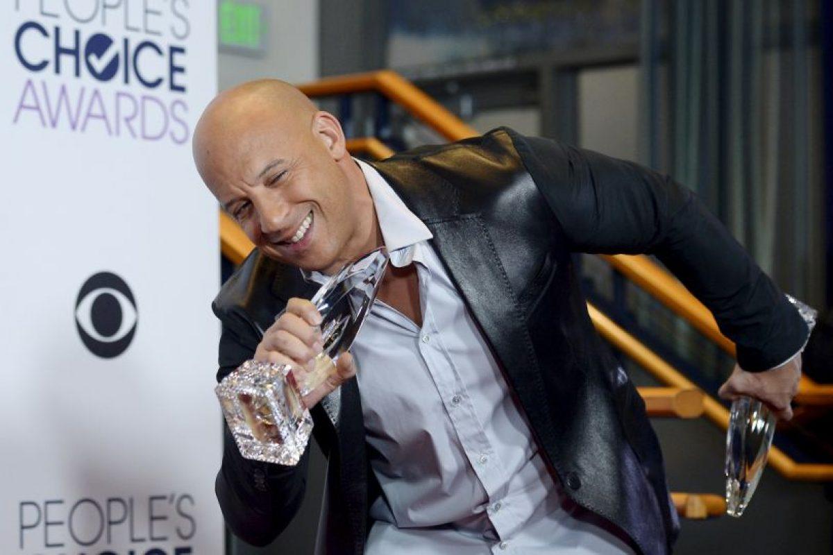 Estará acompañado por Vin Diesel Foto:Getty Images. Imagen Por: