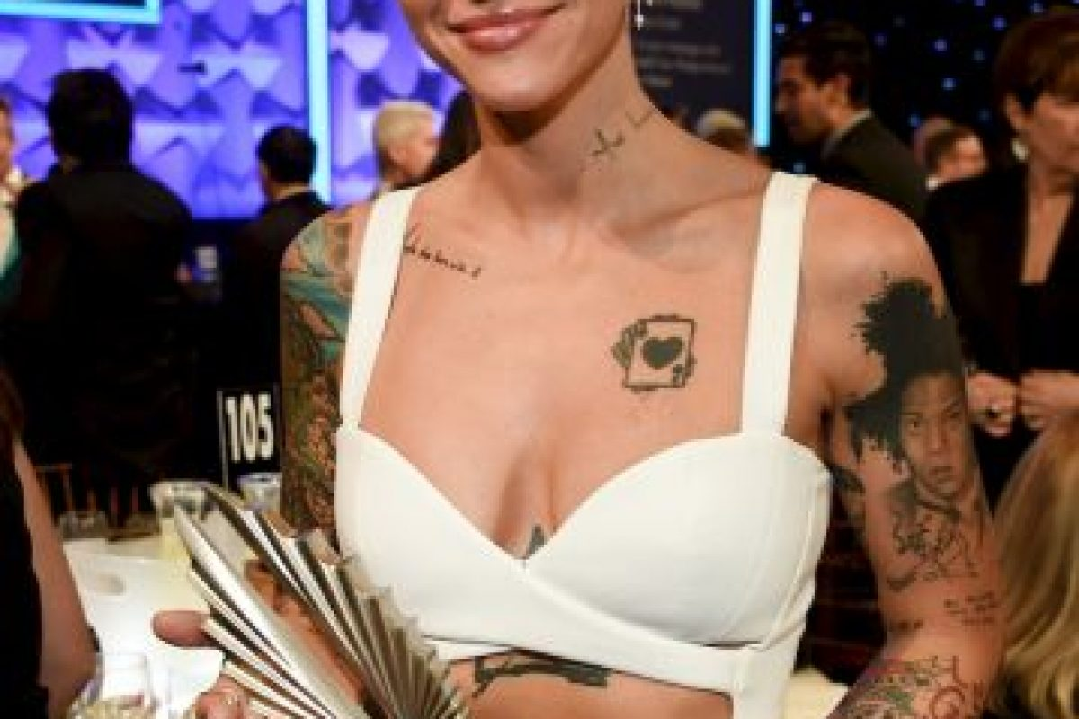 Ruby Rose, Foto: Getty Images. Imagen Por: