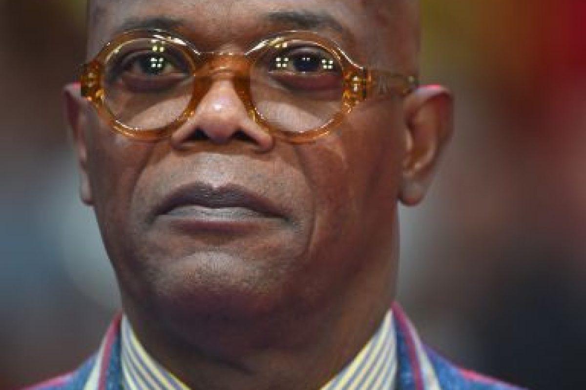Samuel L. Jackson Foto:Getty Images. Imagen Por: