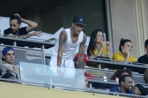 Neymar hará su debut en el cine Foto:Getty Images. Imagen Por: