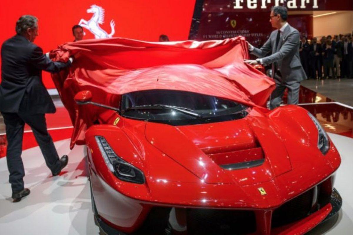 Regalaba Ferraris en las fiestas. Foto:vía Getty Images. Imagen Por:
