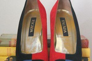 Era asidua clienta de grandes firmas de moda. Foto:vía Escada. Imagen Por: