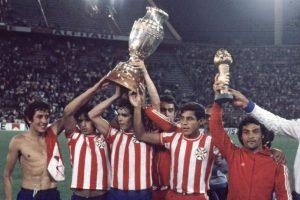 Desde que se creó el formato de Copa América y se dejó atrás el Sudamericano, Paraguay ostenta un título en 1979 Foto:AFP. Imagen Por: