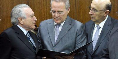 Fiscalía brasileña pide detener a presidentes del Senado y Diputados